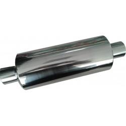 Прямоточный глушитель CarEx 0647А без насадки