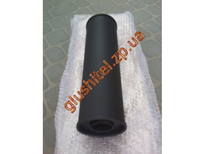 Прямоточный глушитель 60/100 MUFFLER алюминизированный