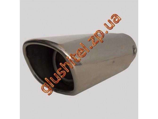 Насадка на глушитель CarEx YFX-0052
