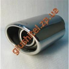 Насадка на глушитель CarEx YFX-0085