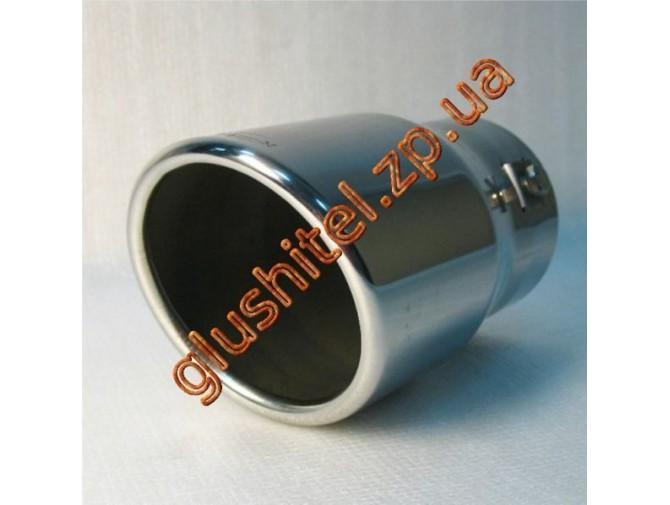 Насадка на глушитель CarEx YFX-0118