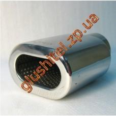 Насадка на глушитель (плоская) CarEx YFX-0194