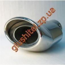 Насадка на глушитель CarEx YFX-0227