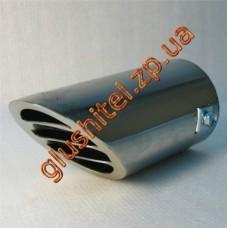 Насадка на глушитель CarEx YFX-0264