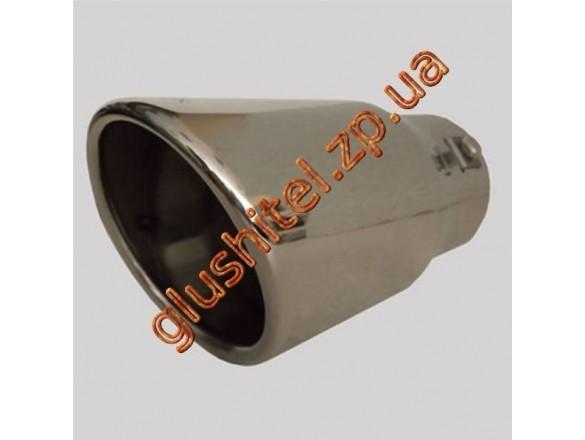 Насадка на глушитель CarEx YFX-0320