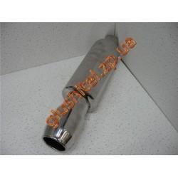 Прямоточный глушитель CarEx YFX-0630