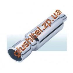 Прямоточный глушитель CarEx YFX-0632