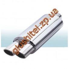 Прямоточный глушитель CarEx YFX-0651