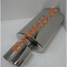 Прямоточный глушитель CarEx YFX-0658