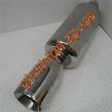 Прямоточный глушитель CarEx YFX-0659