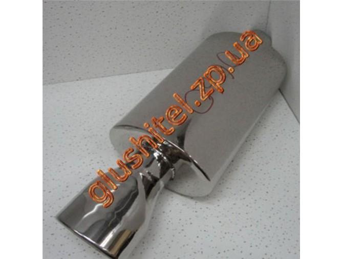 Прямоточный глушитель CarEx YFX-0660