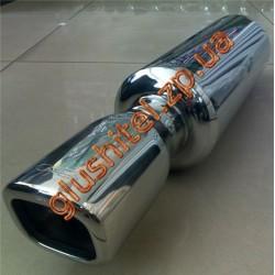 Прямоточный глушитель CarEx YFX-0662