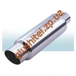 Прямоточный глушитель CarEx YFX-0663