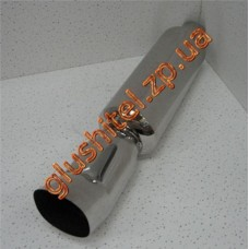 Прямоточный глушитель CarEx YFX-0664