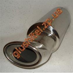 Прямоточный глушитель CarEx YFX-0665
