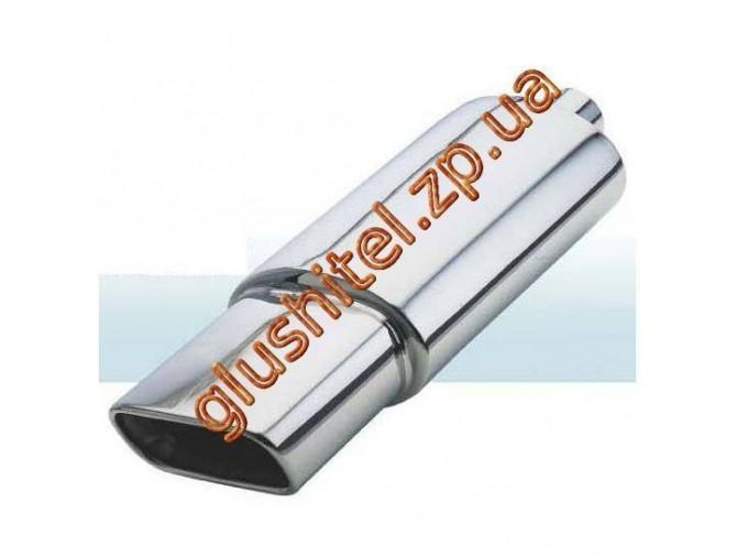 Прямоточный глушитель CarEx YFX-0689