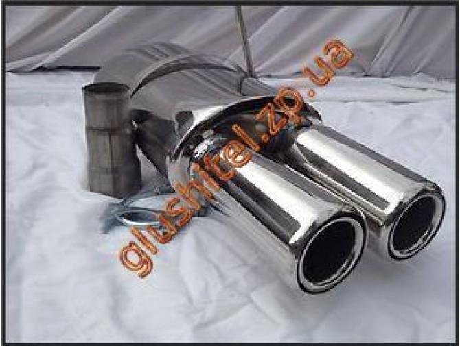 Прямоточный глушитель CarEx YFX-0690