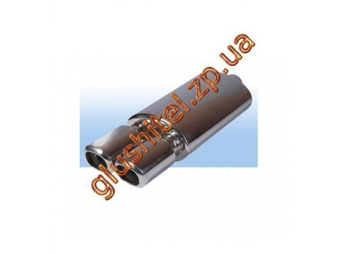 Прямоточный глушитель CarEx YFX-0698