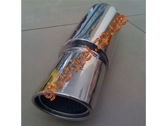 Прямоточный глушитель CarEx YFX-0722