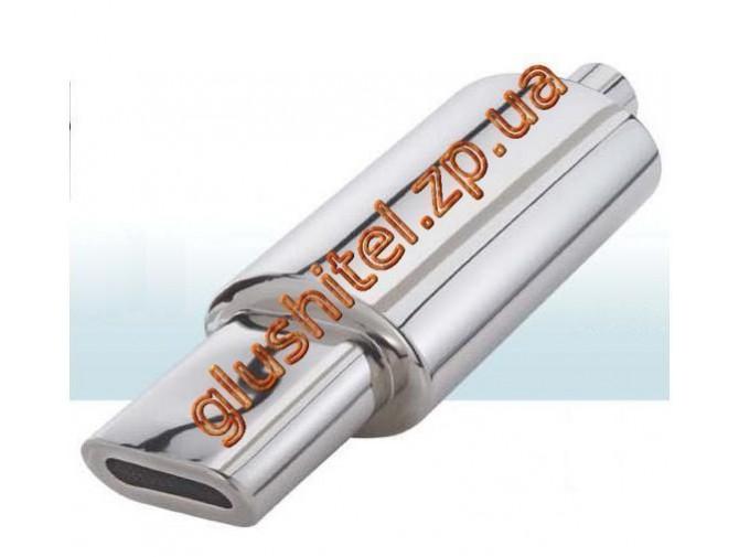Прямоточный глушитель CarEx YFX-0725
