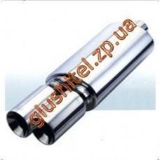 Прямоточный глушитель CarEx YFX-0729