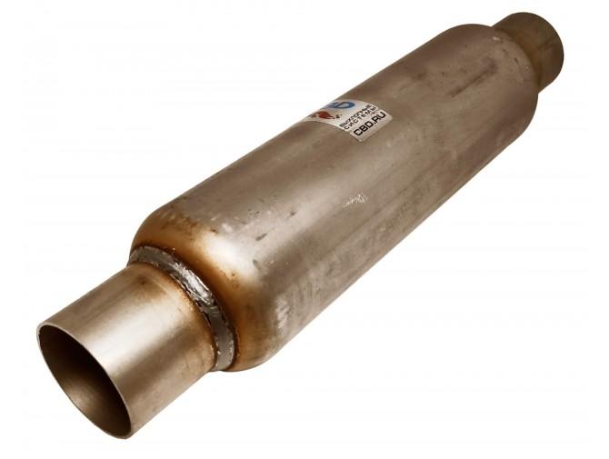 Стронгер (пламегаситель) ф 55, длина 400 (55х400 STAL 104)  CBD