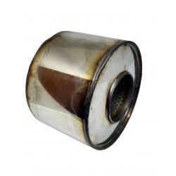 Пламегаситель коллекторный диаметр 130 длина 85 DMG