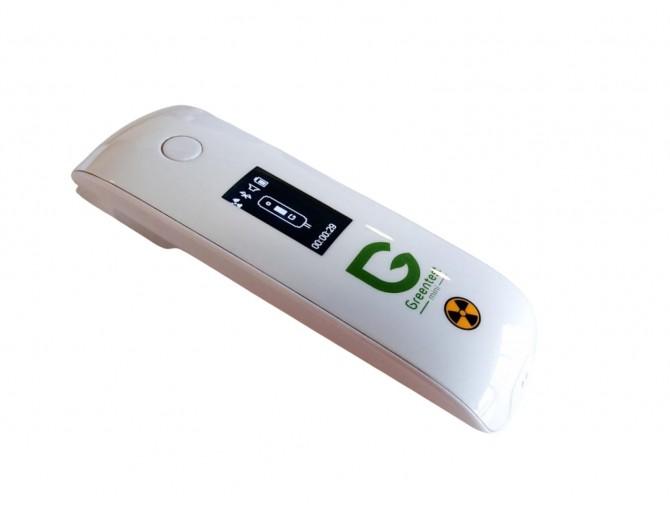 GreenTest mini ECO. Нитрат-Тестер, Дозиметр и измеритель жесткости воды