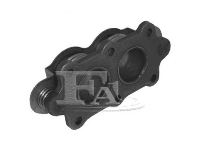 Гофра глушителя VW445-126 FA1 площадка с гофрами