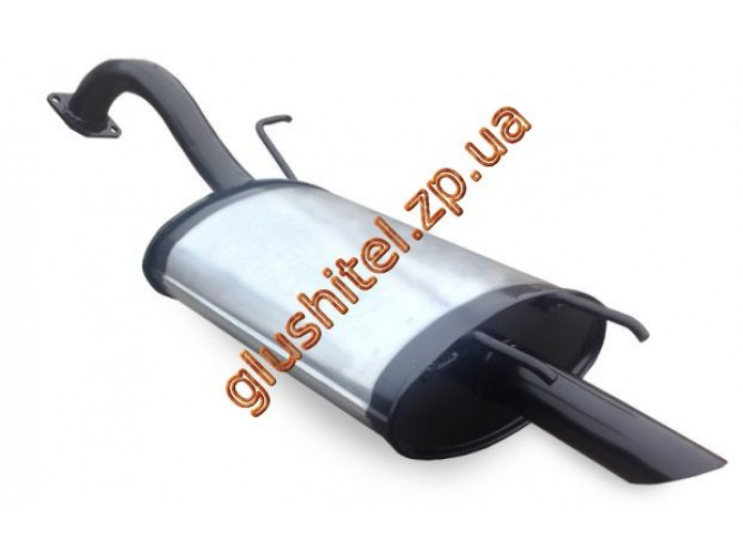 Глушитель  Шевроле Такума (Chevrolet Tacuma) 1.6-2.0 с 2000 - Unimix