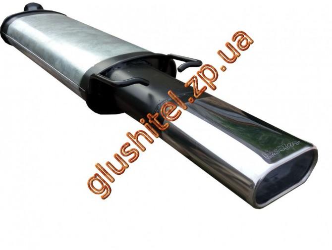 Глушитель прямоточный ЗАЗ Форза (Forza) - Unimix