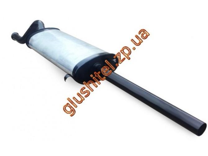 Глушитель ВАЗ 2110 ВАЗ 2112 Unimix