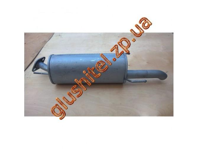 Глушитель Опель Зафира (Opel Zafira) 2.0Di TD; 2.0/2.2DTi TD 99-05 (17.610) Черновцы (Sks)