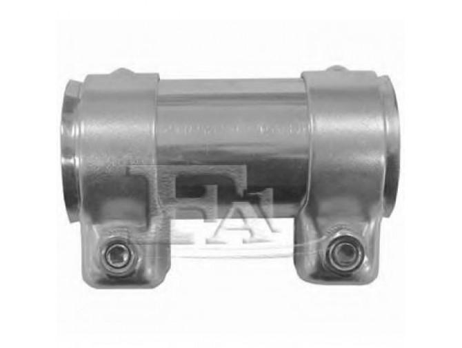 Fischer 114-956 VAG соединитель 56/60.5x125 мм