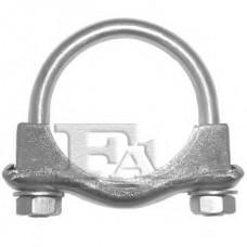 Fischer 922-938 Ford хомут M10 38,5 мм обычная гайка + шайба M10x18 DIN125