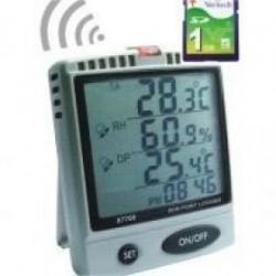 Монитор/термогигрометр-даталоггер AZ-87798