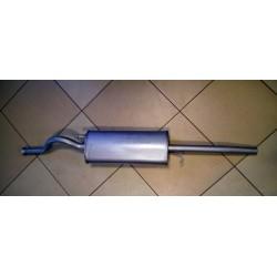 Глушитель ВАЗ 2110, 2111 модификации Мотор Сич