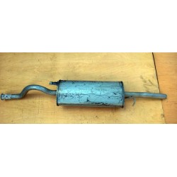 Глушитель ВАЗ 2112 Мотор Сич