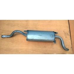 Глушитель ВАЗ 2113, 2114 Мотор Сич