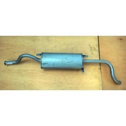 Глушитель ВАЗ 2115 и модификации Мотор Сич