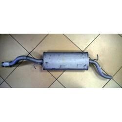 Глушитель ВАЗ 1117, 1118 Мотор Сич