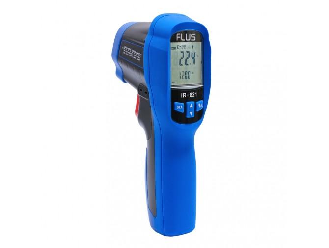 Пирометр дистанционный инфракраснный термометр FLUS IR-821 (-50…+850)
