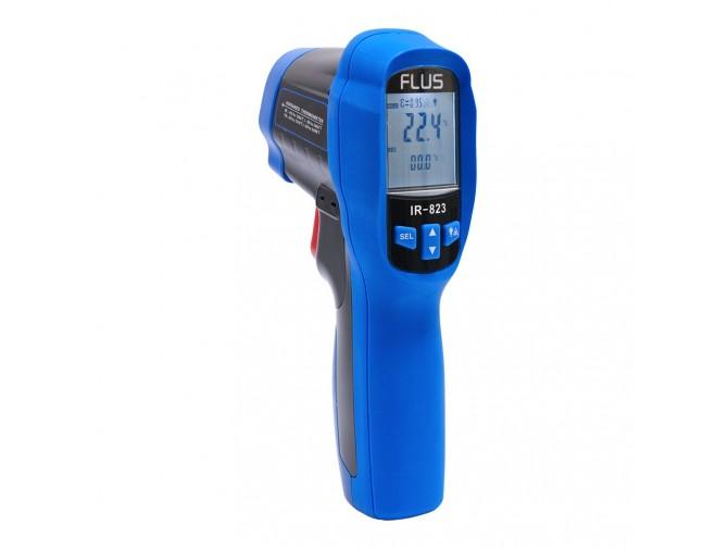 Пирометр дистанционный термометр инфракрасный Flus IR-823 (-50…+1350)
