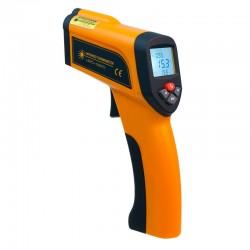 Пирометр термометр безконтактнный инфракрасный Xintest HT-6896 (-50...+1350°C, 50:1) с термопарой