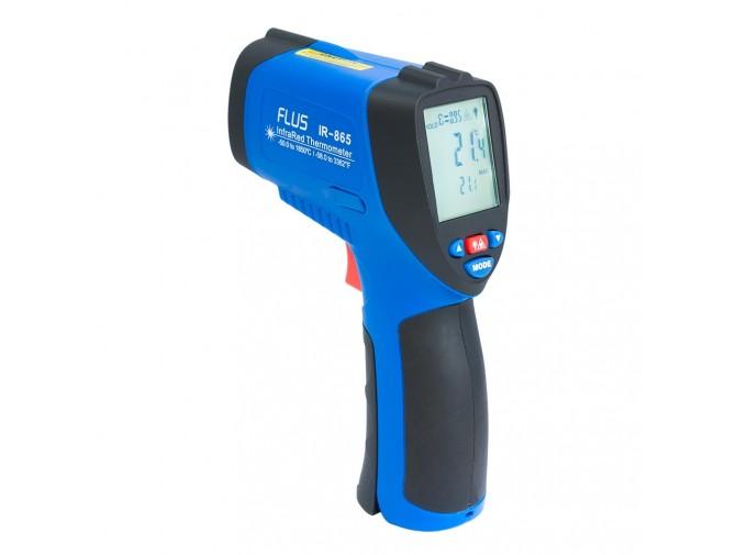 Пирометр термометр дистанционный инфракрасный FLUS IR-865 (-50…+1850)