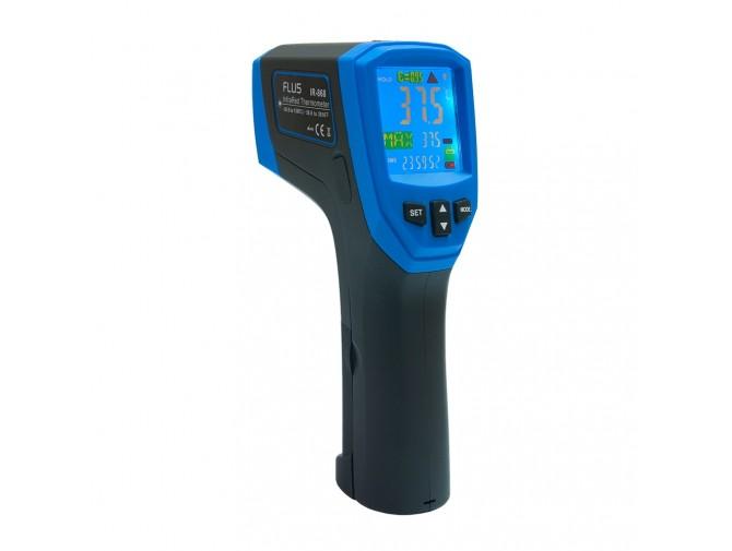 Пирометр термометр дистанционный инфракрасный FLUS IR-868 (-50…+1380)