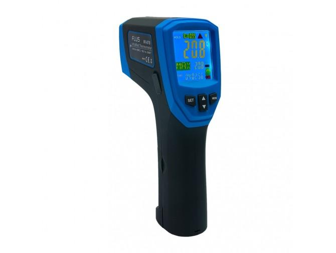 Пирометр термометр дистанционный инфракрасный FLUS IR-870 (-50…+1980)