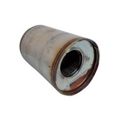 Пламегаситель коллекторный диаметр 100 длина 130 MF