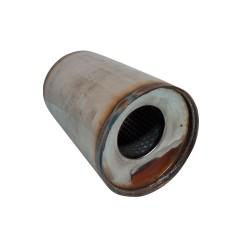 Пламегаситель коллекторный диаметр 100 длина 160 MF