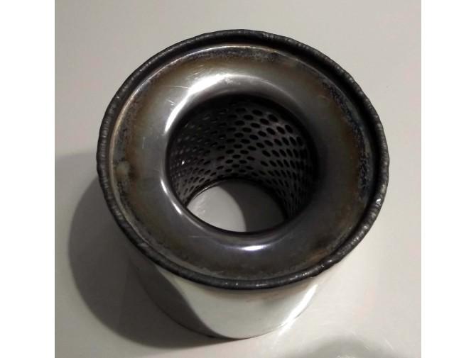 Пламегаситель коллекторный длина 130 ширина 100 DMG